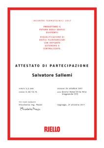 Attestati2017_SALLEMI RIELLO
