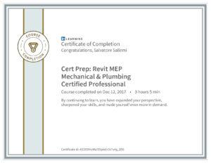 CertificateOfCompletion_CertPrepRevitMepMechanicalPlumbingCertifiedProfessional