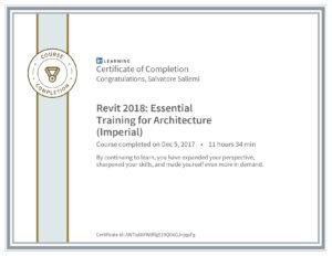 CertificateOfCompletion_Revit2018EssentialTrainingForArchitectureImperial