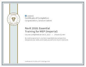 CertificateOfCompletion_Revit2018EssentialTrainingForMepImperial