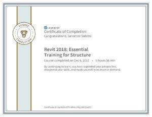 CertificateOfCompletion_Revit2018EssentialTrainingForStructure